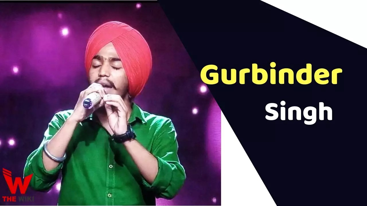 Gurbinder Singh (Sa Re Ga Ma Pa)