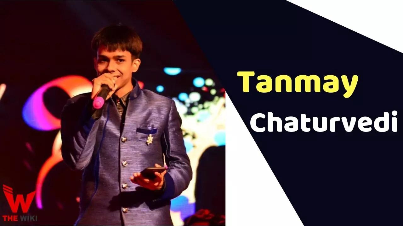 Tanmay Chaturvedi (Sa Re Ga Ma Pa)