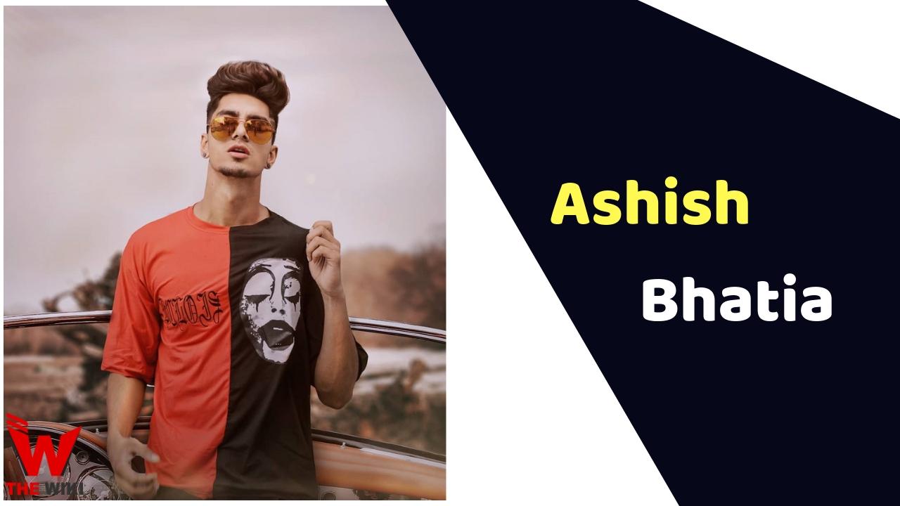 Ashish Bhatia (Dancer)