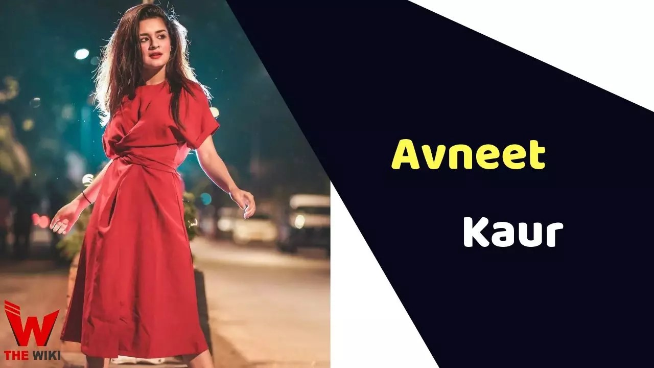 Avneet Kaur (Actress)