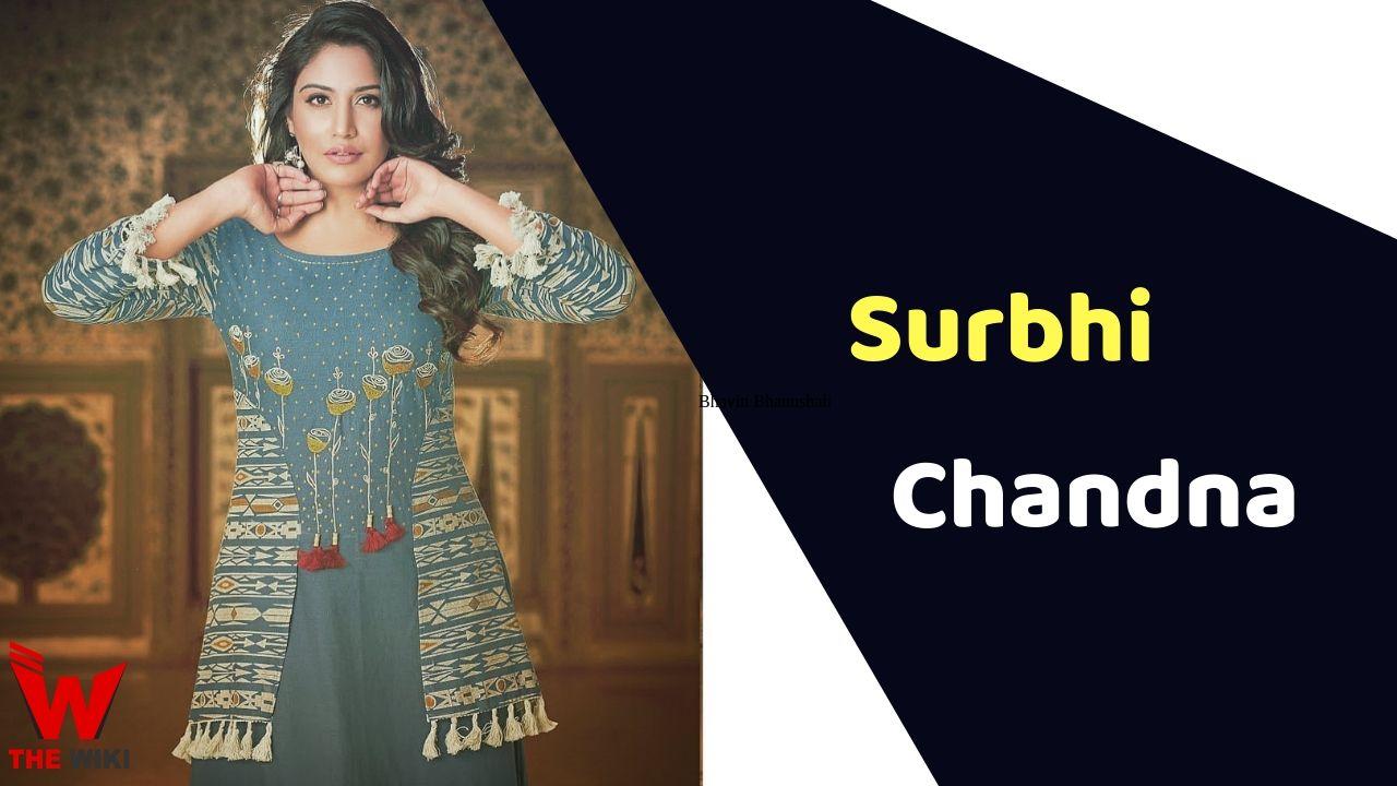 Surbhi Chandna (Actress)