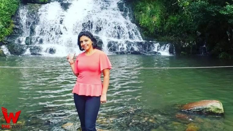 Aditi Tyagi (News Anchor) Image 3
