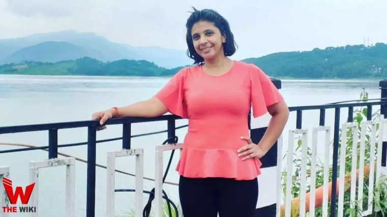 Aditi Tyagi (News Anchor) Image 1