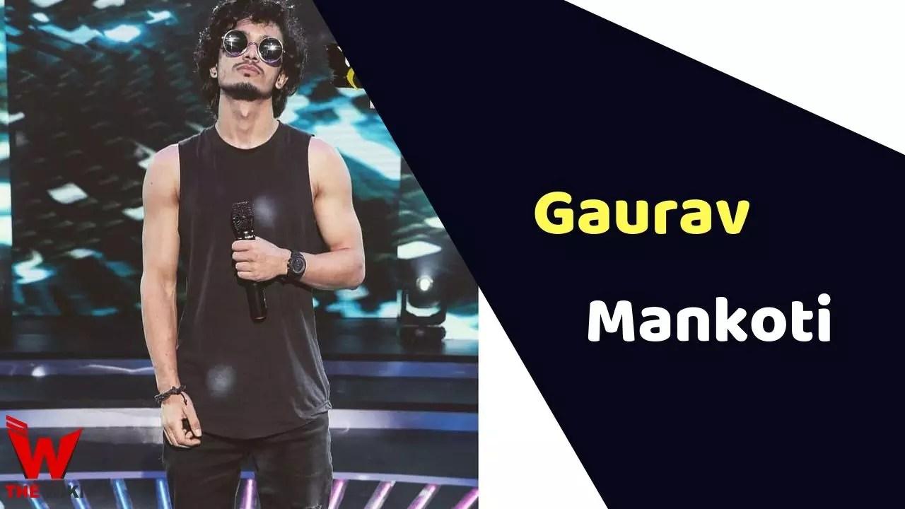 Gaurav Mankoti (AKA Void)