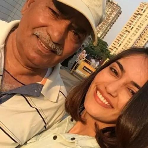 Surbhi's Father