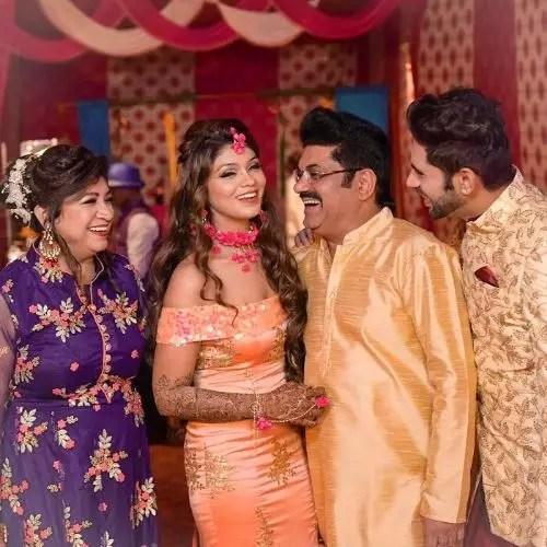 Ankit Bathla Family