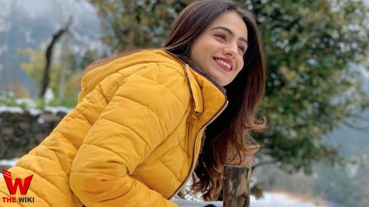 Aksha Pardasany (Actress)