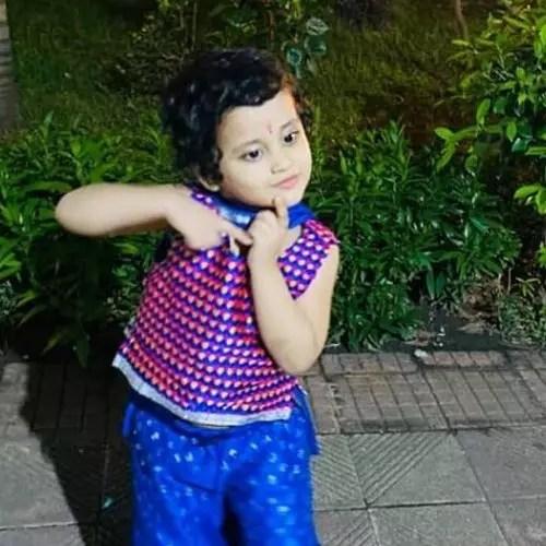 Mohit Sinha Daughter