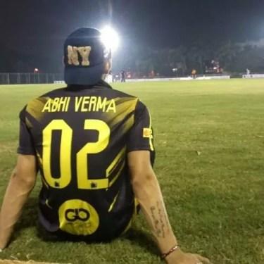 Abhishek Verma in BCL
