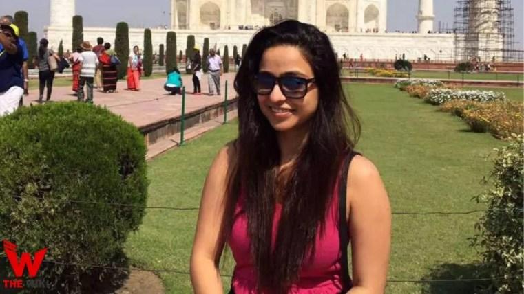 Neha Yadav (Actress)