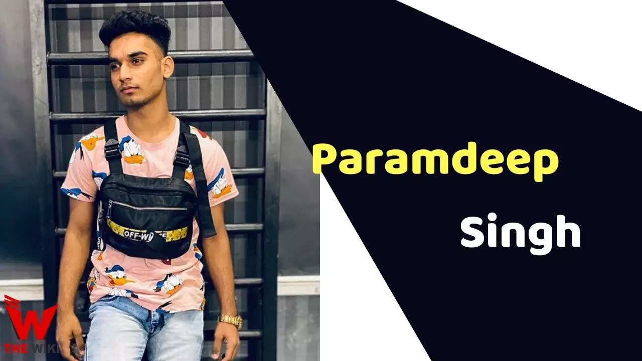 Paramdeep Singh (India's Best Dancer)
