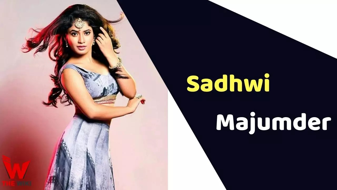 Sadhwi Majumder (India's Best Dancer)