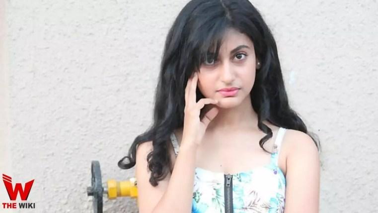 Shaily Priya Pandey (Actress)