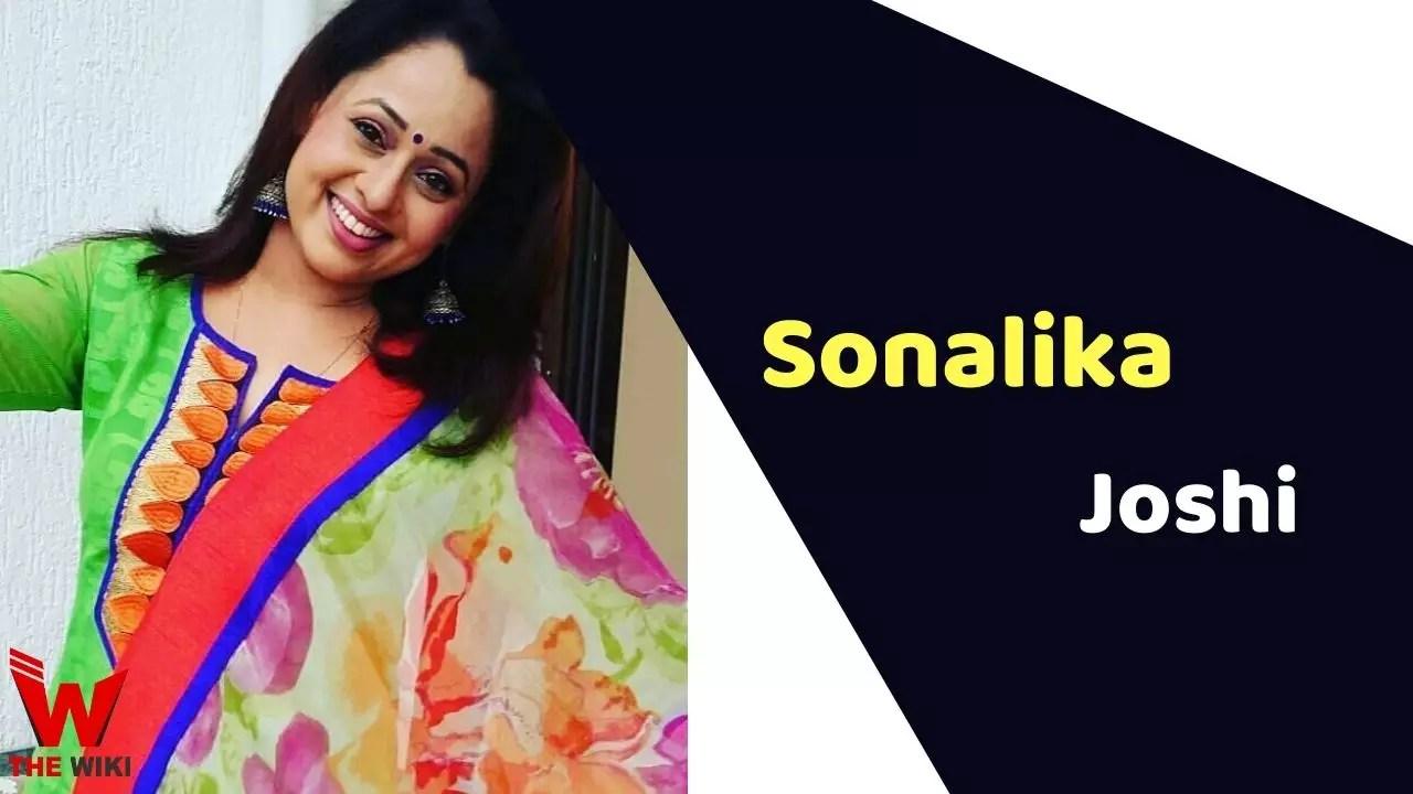 Sonalika Joshi (Actress)