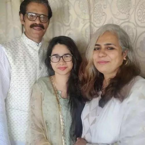 Anjum Fakih Family
