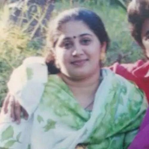 Chandani Bhagwanani's Mother