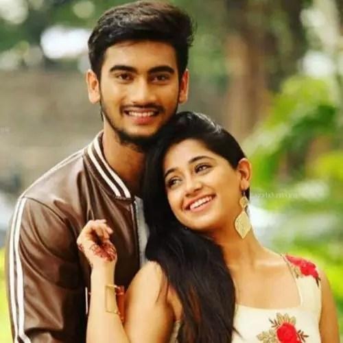 Geet Anand and Chandani Bhagwanani