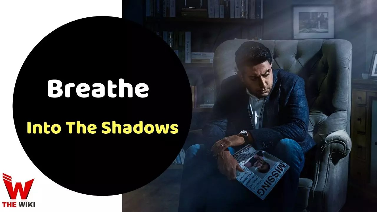 Breathe - Into The Shadows (Amazon Prime)