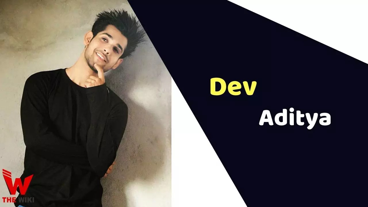 Dev Aditya (Actor)