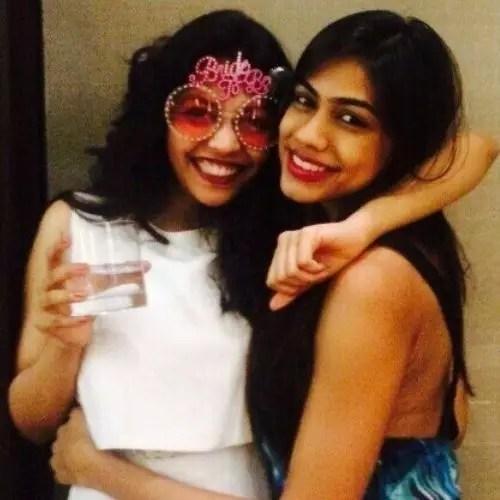 Apeksha Porwal Sister