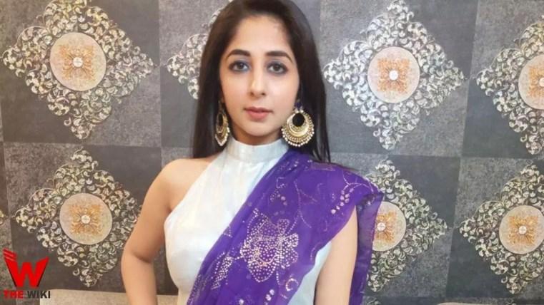 Ayushi Bhatia (Actress)