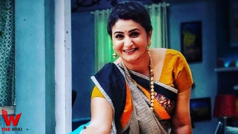 Bhakti Rathod (Actress)
