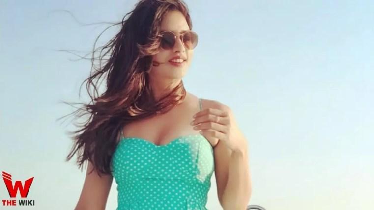 Ravneet Kaur (Actress)