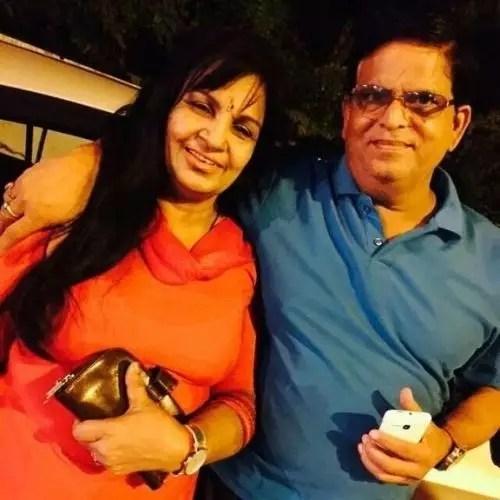 Gaurav Sharma Parents