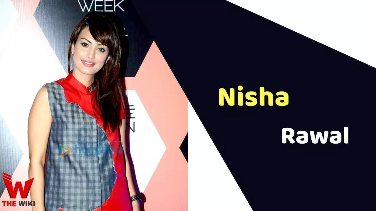 Nisha Rawal (Actress)