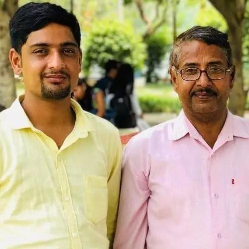 Sandeep Lamichhane Brother
