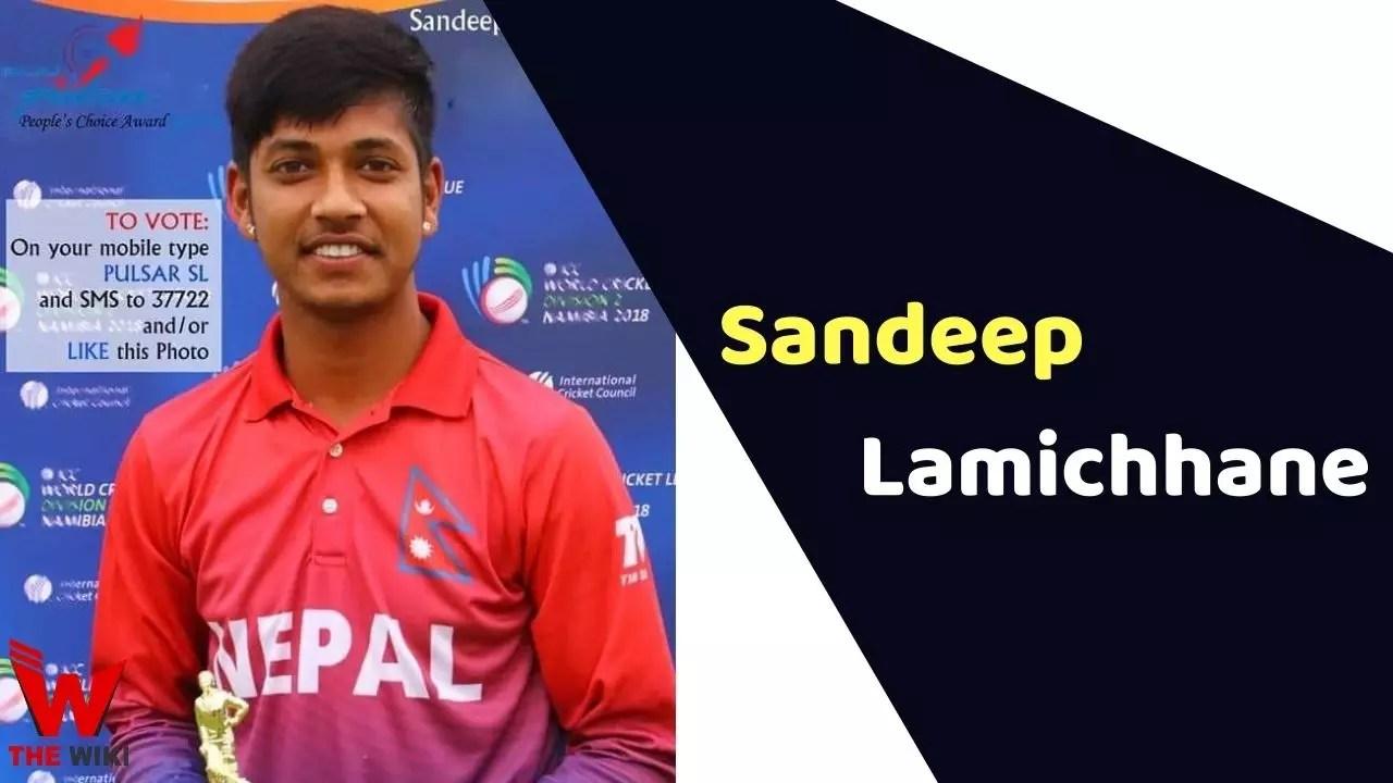 Sandeep Lamichhane (Cricketer)