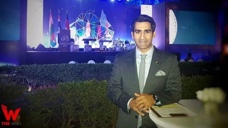 Suhail Chandhok (Sports Anchor)