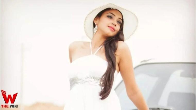 Angana Roy (Actress)