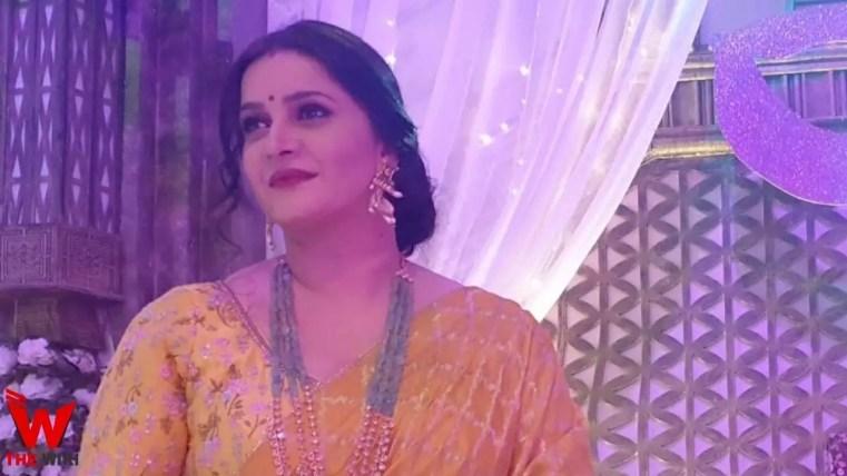 Nilofer Gesawat (Actress)
