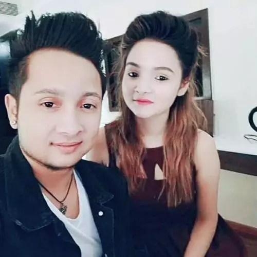 Pawandeep Rajan with Sister (Jyotideep Rajan)