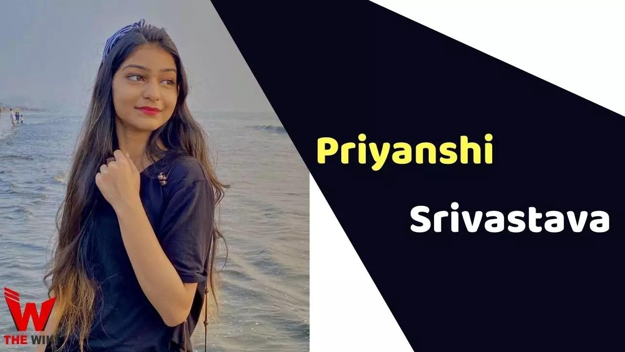 Priyanshi Srivastava (Singer)
