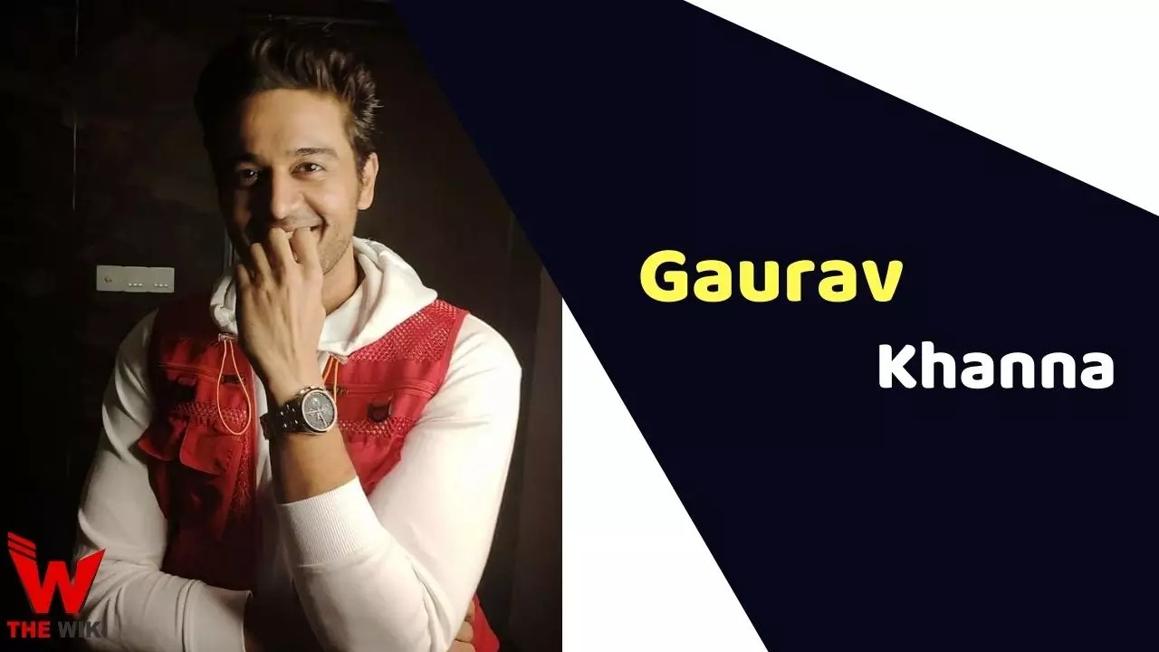 Gaurav Khanna (Actor)