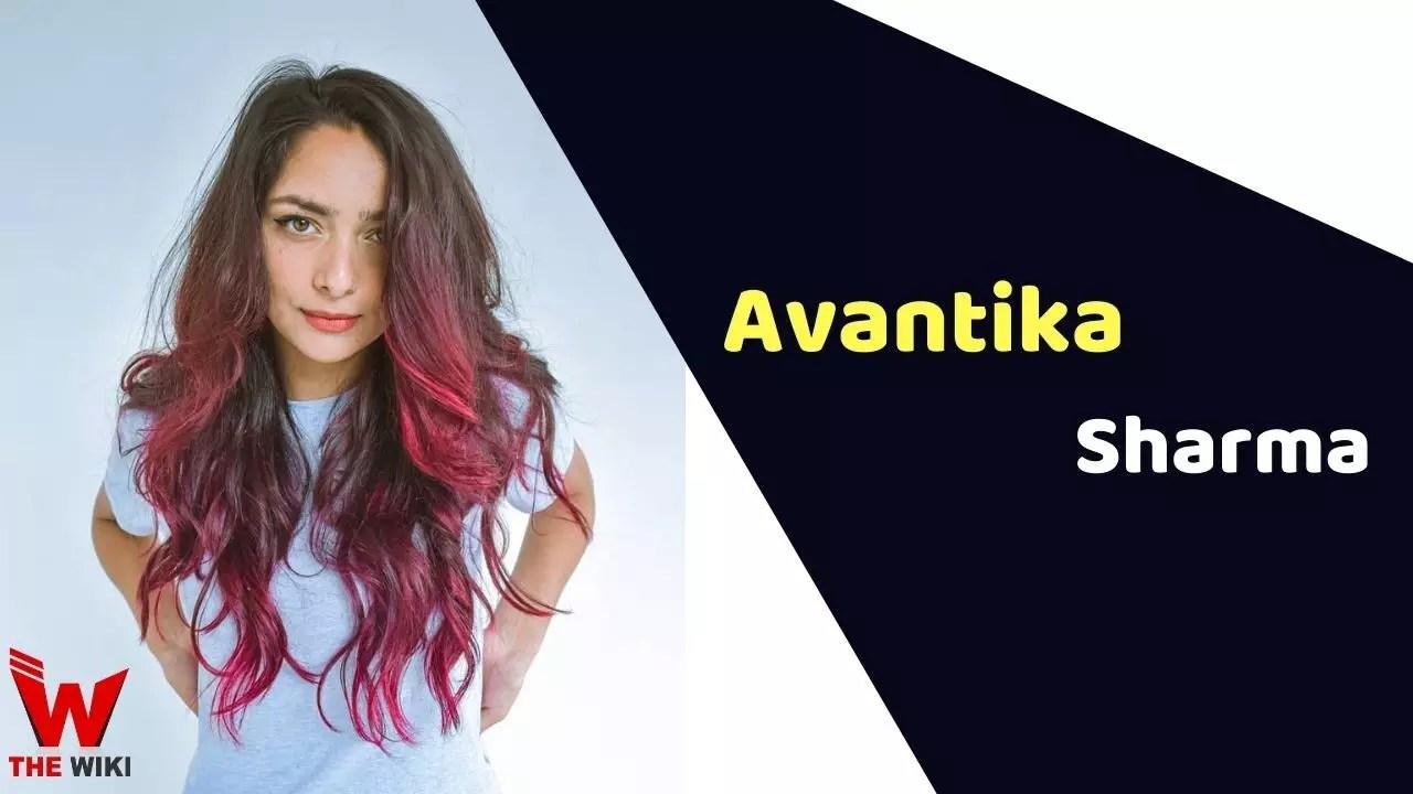 Avantika Sharma (MTV Splitsvilla)