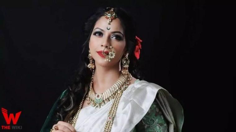 Deepali Pansare (Actress)