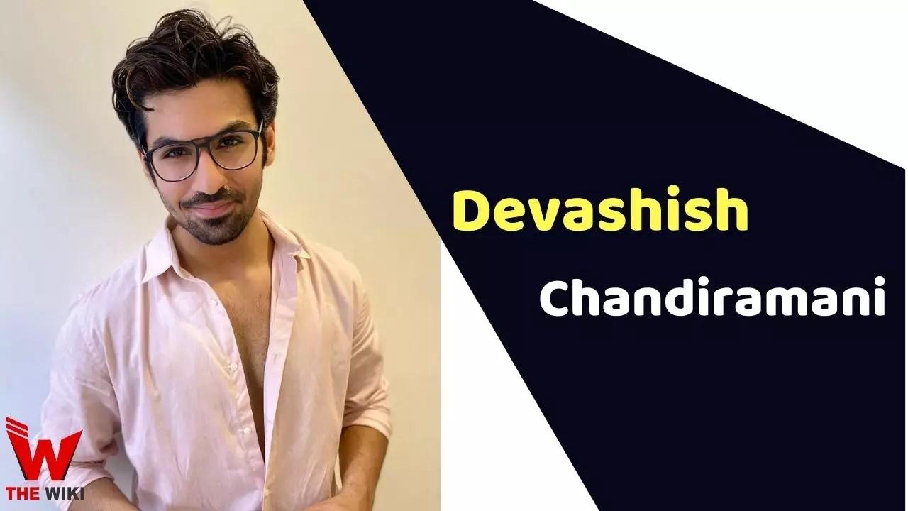 Devashish Chandiramani (Model)