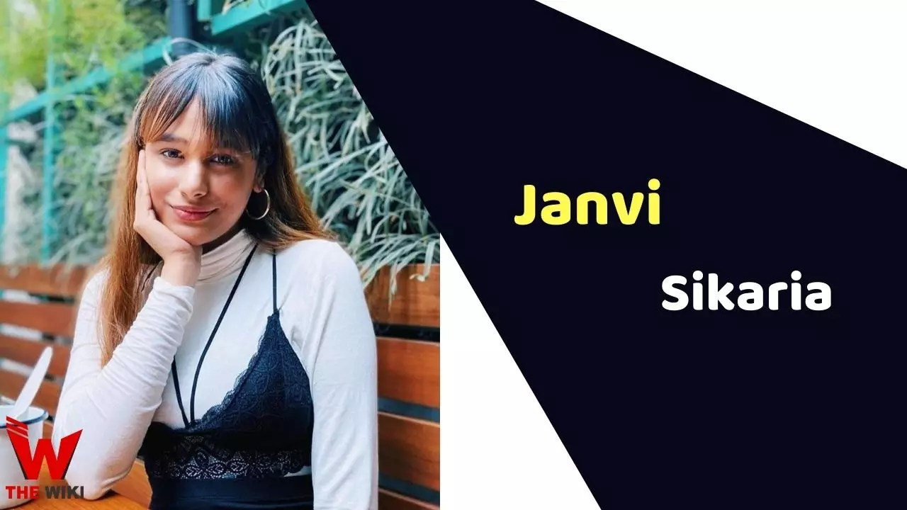 Janvi Sikaria (MTV Splitsvilla)
