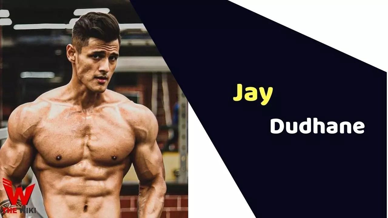Jay Dudhane (Model)