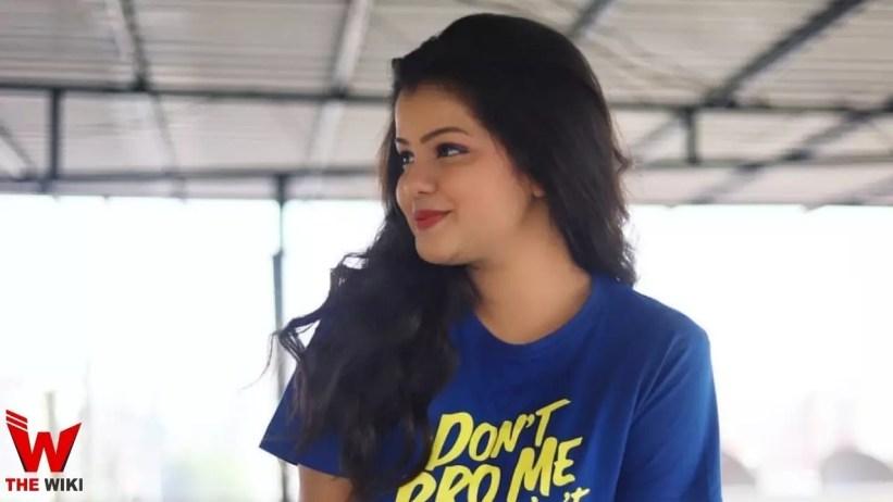 Mugdha Puranic (actress)
