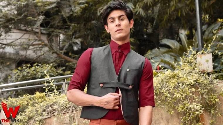 Nikhil Malik (Model)