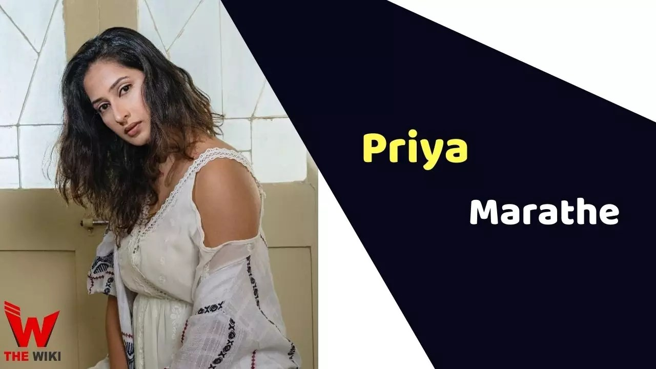 Priya Marathe (Actress)