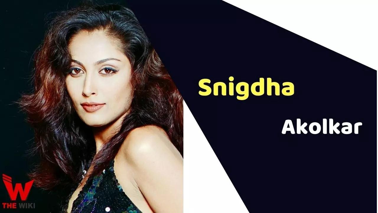 Snigdha Akolkar (Actress)