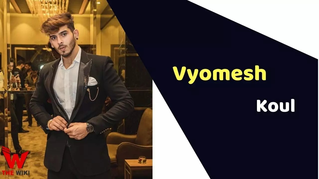 Vyomesh Koul (MTV Splitsvilla)
