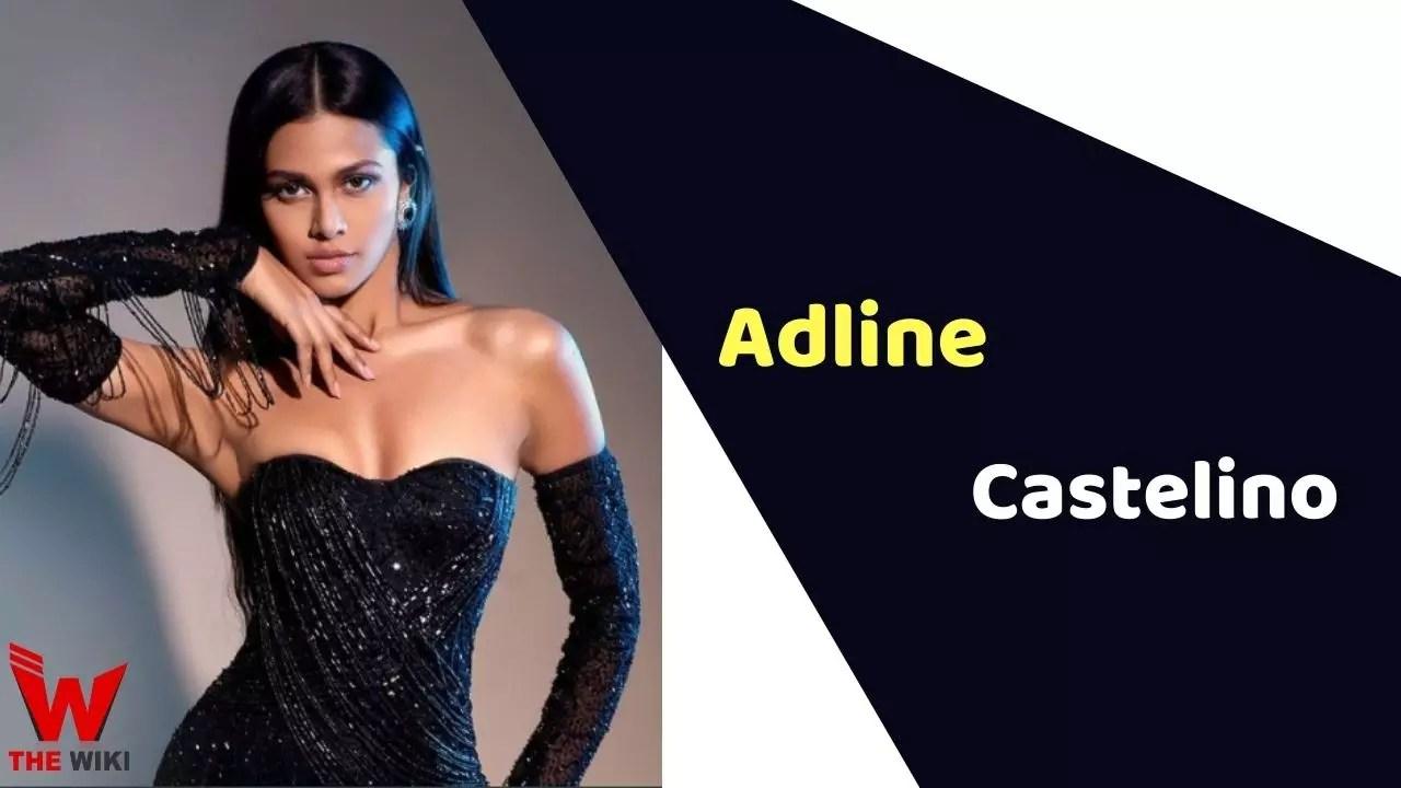 Adline Castelino (Miss Universe Contestant)