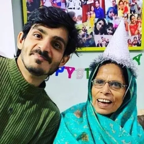 Anshuman Pushkar's Mother