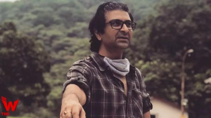 Ashu Sharma (Actor)